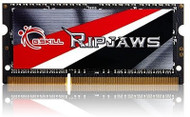 G.Skill 8GB X 1 DDR3 1866Mhz CL10 Ripjaws For Laptop Low Voltage 1.35V (F3-1866C10S-8GRSL)