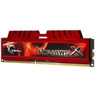 G.Skill 8GB X 1 DDR3 1600Mhz CL10 Ripjaws X (F3-12800CL10S-8GBXL)