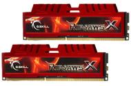 G.Skill 8GB X 2 DDR3 1600Mhz CL10 Ripjaws X (F3-12800CL10D-16GBXL)