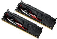 G.Skill 4GB X 2 DDR3 1600Mhz CL9 Sniper Gaming Memory Module (F3-12800CL9D-8GBSR)