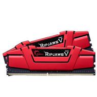 G.SKILL 16GB (8GB X 2) DDR4 3000MHZ RIPJAWS V (F4-3000C15D-16GVRB)