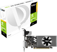 PALIT NVIDIA GT 730 4GB DDR3, 128 bit, Fan, CRT DVI,HDMI Graphic Card