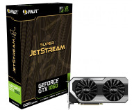 PALIT NVIDIA GTX 1060 Super JetStream 6GB GDDR5, Dual Fan Graphic Card