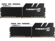G.SKILL Trident Z RGB DDR4 2400Mhz 16GB (2 x 8GB) Desktop Memory with RGB LED (F4-2400C15D-16GTZR)