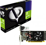PALIT NVIDIA GT 610 1GB DDR3, 64 bit, Fan, CRT DVI,HDMI Graphic Card