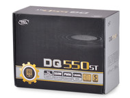 Deepcool Aurora DQ550ST 80+Gold Certified Power Supply 550W