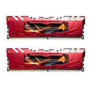 G.SKILL 8GB (4GB X 2) DDR4 2400MHZ RIPJAWS 4 (F4-2400C15D-8GRR)