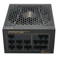 Seasonic 850W PRIME SERIES MODULAR POWER SUPPLY W/80+ GOLD CERTIFICATION(SSR-850GD)