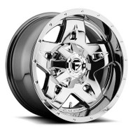 Fuel Off-Road Full Blown Wheel - Chrome