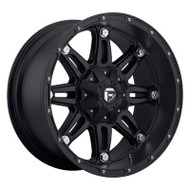 Fuel Off-Road Hostage Wheel - Black