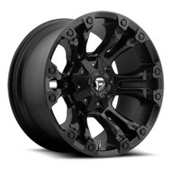 Fuel Off-Road Vapor Wheel - Matte Black