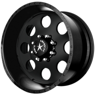 American Force Black Classic SS Wheel
