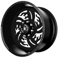American Force Black Flame SS Wheel