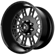 American Force Black Fusion SS Wheel