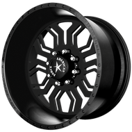 American Force Black Hawk SS Wheel