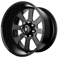 American Force Black Recon SS Wheel