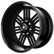 American Force Black Rush SS Wheel