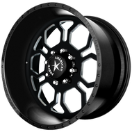 American Force Black Spyder SS Wheel