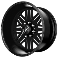 American Force Black Titan SS Wheel