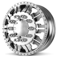 American Force Impact Dually Wheels