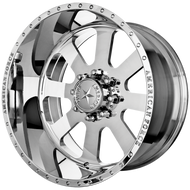 American Force Polished Recon SS Wheel