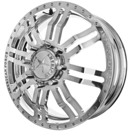 American Force Rebel Direct Bolt-On Dually Wheels