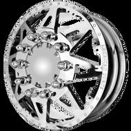 American Force Stars Dually Wheels