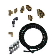 FASS FLK-S07 DD15 Fuel Line Kit