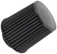 K&N RU-5171HBK Universal Clamp-On Air Filter