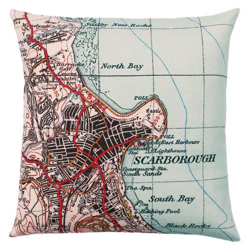 Scarborough cushion