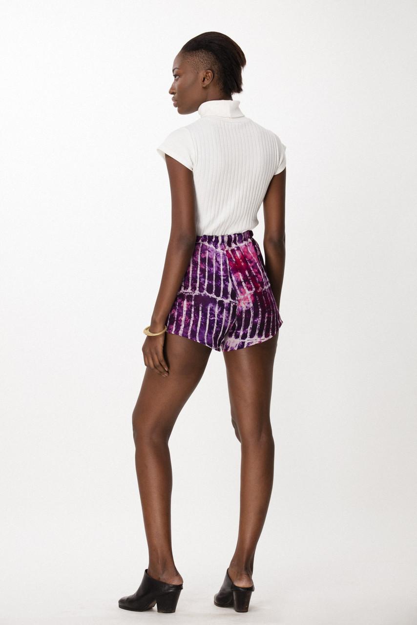 Dash Shorts, Fuchsia Chalk