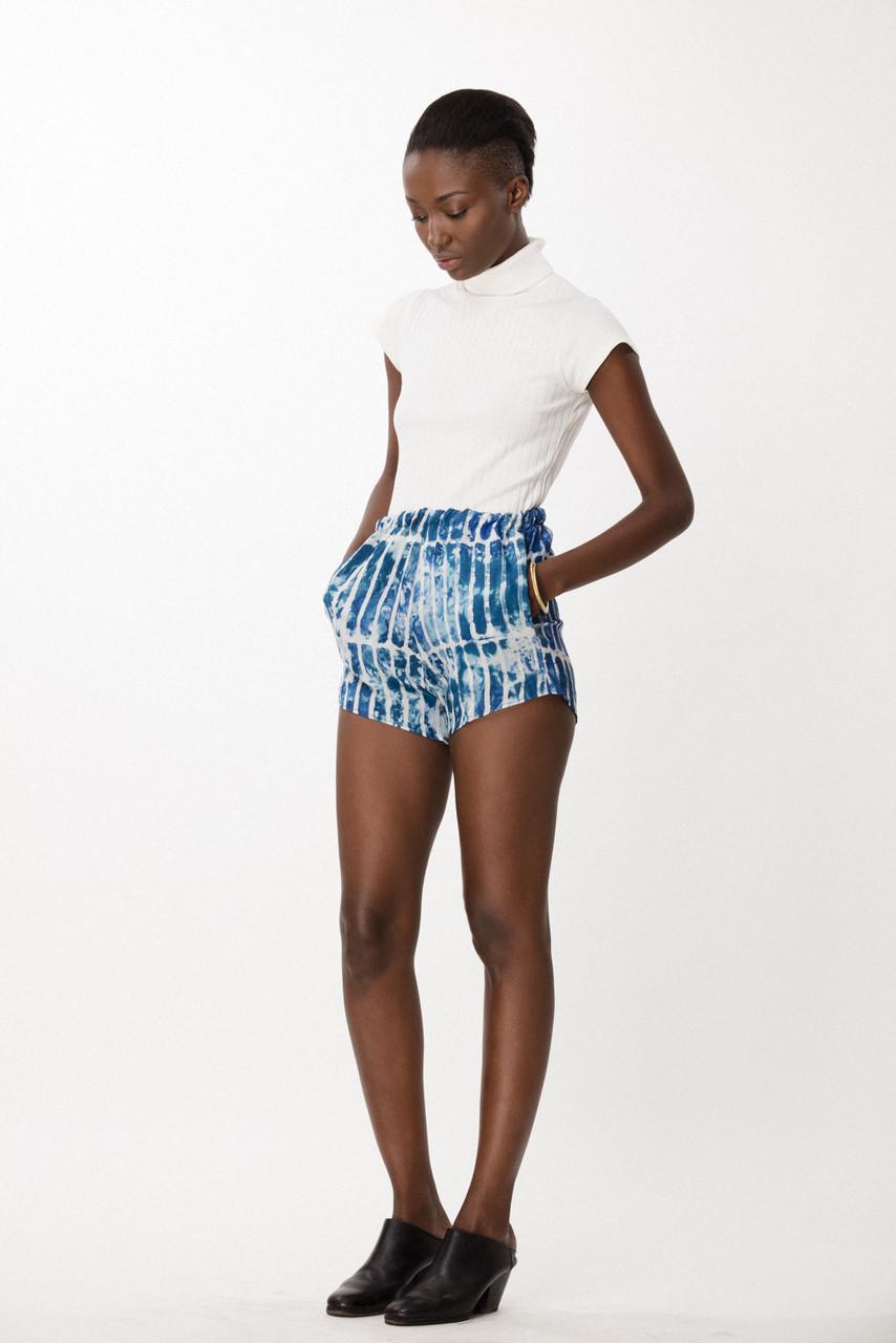 Dash Shorts, Marine Chalk