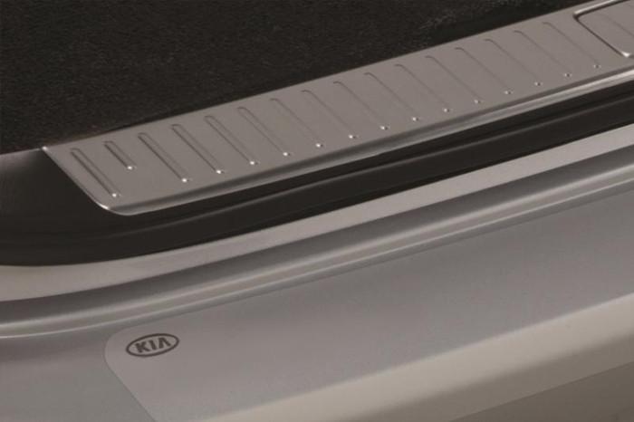Kia K900 Rear Bumper Protector Film (Y007)