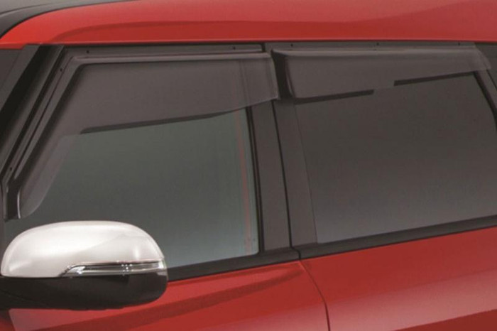 Kia Soul Rain Guards