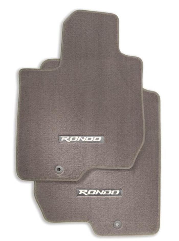 Kia Rondo Floor Mats (F029)