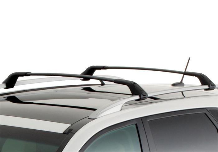 Kia Sorento Roof Rack Bars - Chrome (K118)