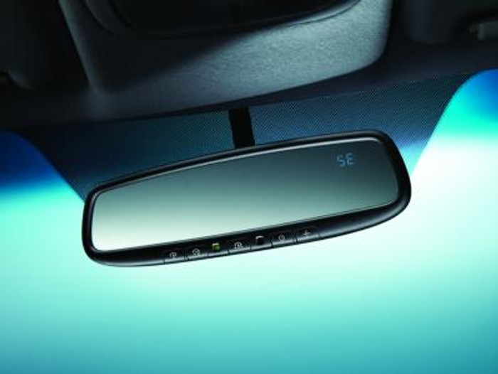 Kia Forte Auto Dimming Mirror (B006)