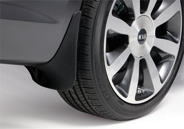 Kia Optima Mud Guards (D071)