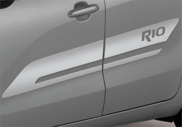 Kia Rio5 Body Graphics (E062)