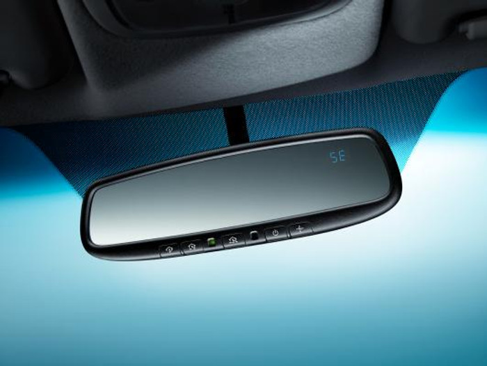 Kia Optima Auto Dimming Mirror (D053)