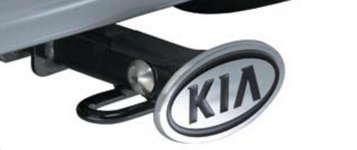 Kia Trailer Hitch Cover (L028)
