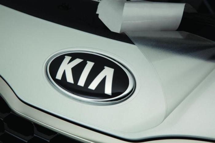 Kia K900 Hood Protector Film (Y005)