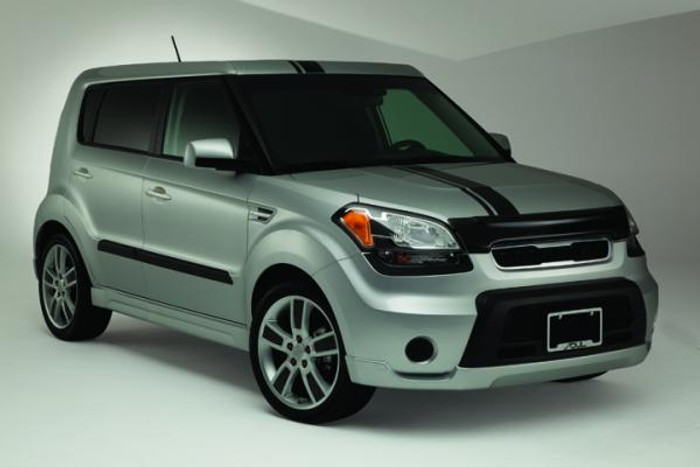 Kia Soul Racing Stripes (G081)