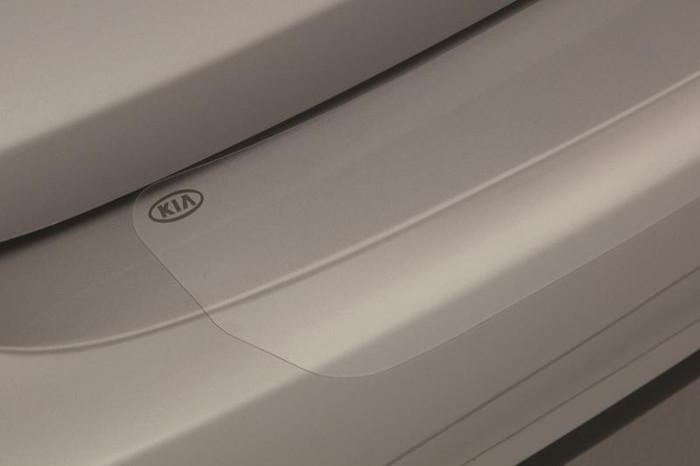 Kia Rio 5-Door Rear Bumper Protector Film (E065)