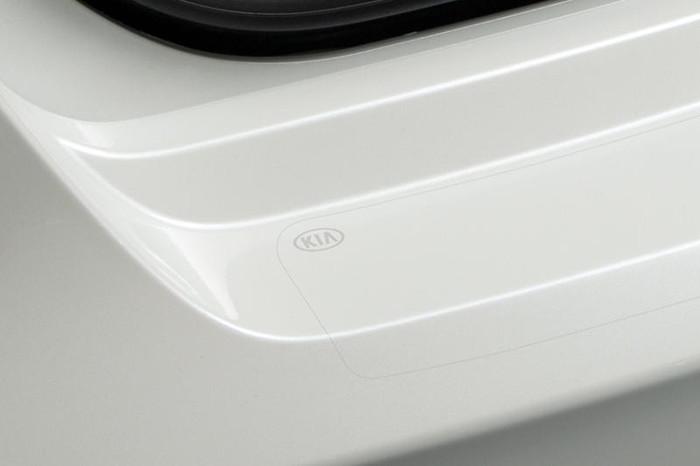 Kia Cadenza Rear Bumper Protector Film (X008)