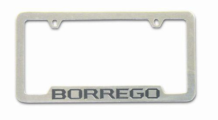 Kia Borrego License Plate Frame (I019)