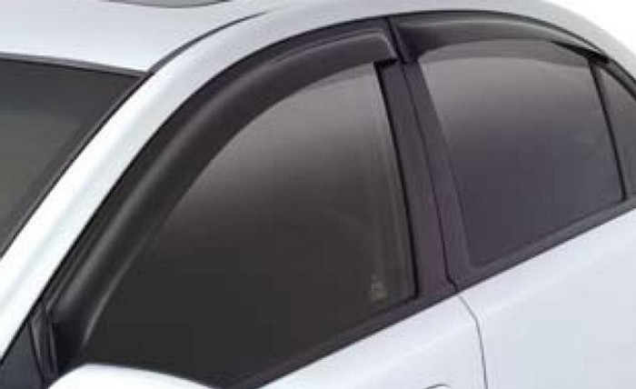 Kia Rio Rain Guards (E015)