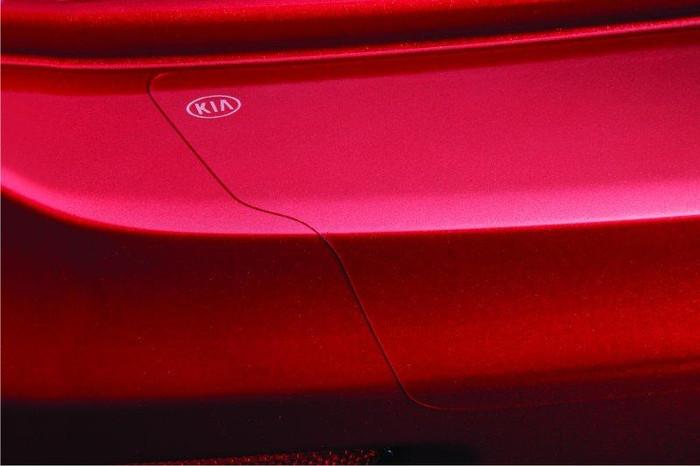 Kia Sportage Rear Bumper Protector Film (L109)