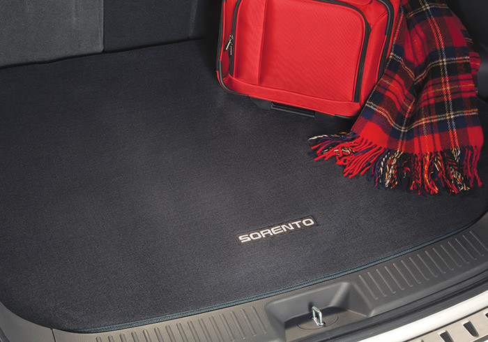 Kia Sorento Cargo Mat (K121)