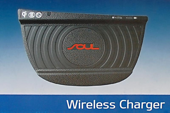 Kia Soul Wireless Charger (G121)